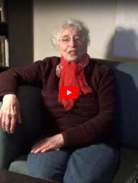 Ruth Weiss, 2020, Videobeitrag zur Pandemie