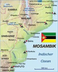 Terrorgefahr – Wie friedlich wird das Neue Jahr für Mosambik?