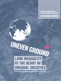 Landraub, Agrobusiness und globale Ernährungssicherheit