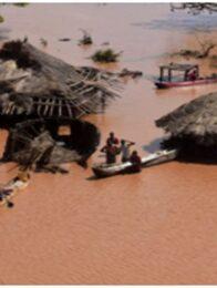 'Land unter' in Mosambik - 2019 und erneut 2021 (C:wikiCommons)