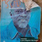 Staat und Staudamm – Wende in Tansania?