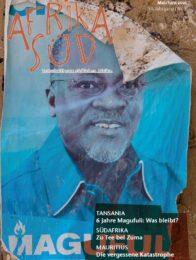 Staat und Staudamm - Wende in Tansania?