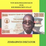 Zimbabwes Diktator – Die Neuauflage!